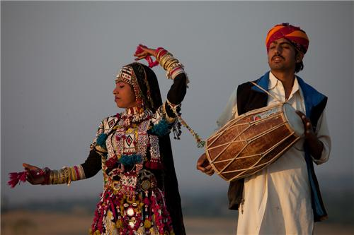 Music and Dance in Jaisalmer