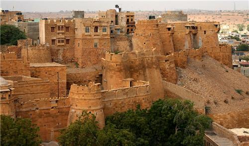 Jaisalmer History