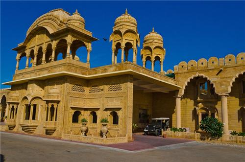 Luxury Hotels in Jaisalmer