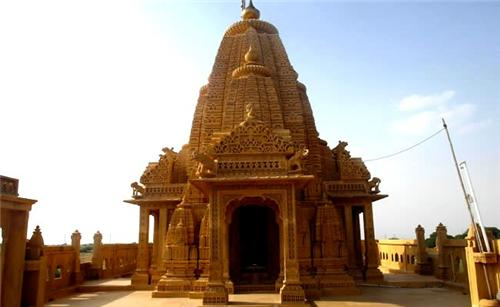 Temples in Jaisalmer