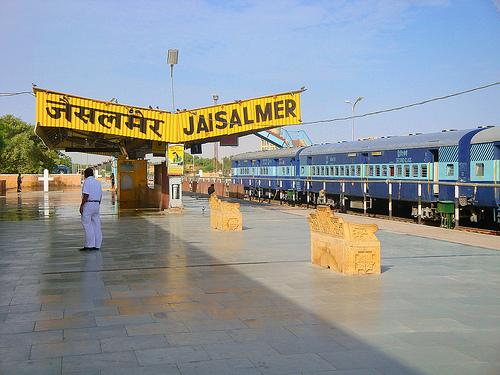 Transport Facilities in Jaisalmer
