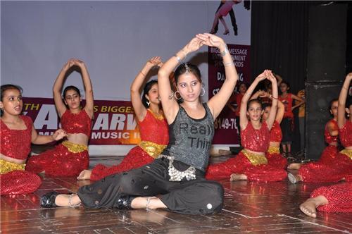 Dance Classes in Jalandhar