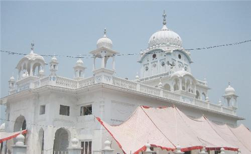 Historical and religious Gurudwaras in Jalandhar