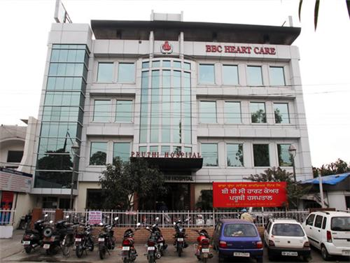 Hospitals in Jalandhar