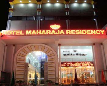 How to locate Hotel Maharaja Residency in Jalandhar