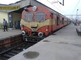 Major trains passing through Jalandhar city Railway station