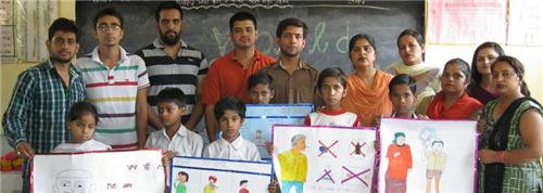 Charitable and social work done by NGOs in Jalandhar