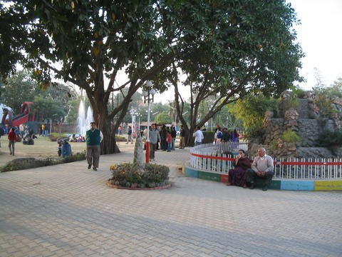 Features and facilities at Nikku Park in Jalandhar