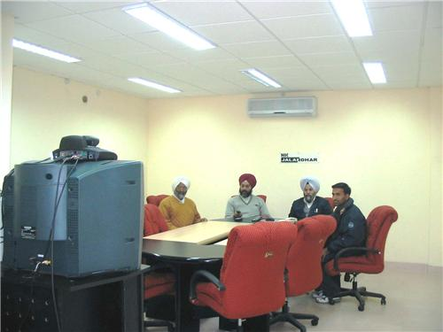 Significant government offices in Jalandhar