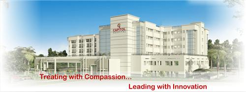 Capitol Multi specialty Hospital in Jalandhar