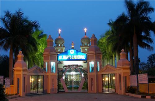 Famous Churches under Jalandhar Diocese