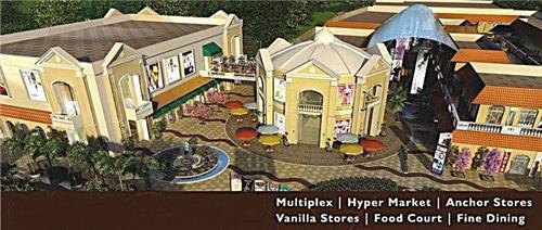 Curo Highstreet Market in Jalandhar