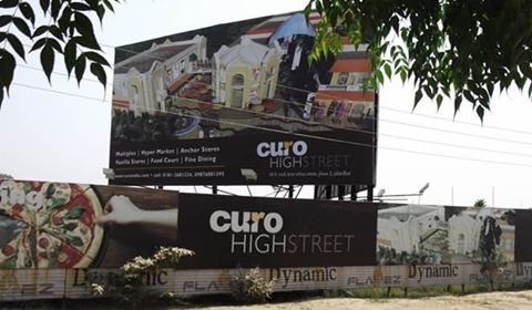Features of Curo Highstreet Market in Jalandhar