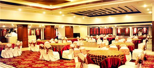 Banquet Facilities offered at  Hotel President in Jalandhar