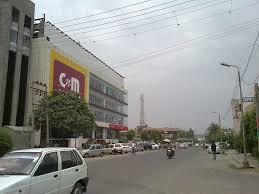 Popular areas of Jalandhar City