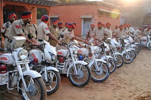 Police in Jalandhar