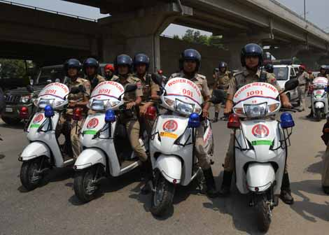 Women Police in Jalandhar