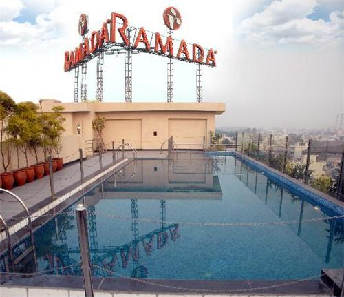 How to reach Ramada Hotel in the city of Jalandhar