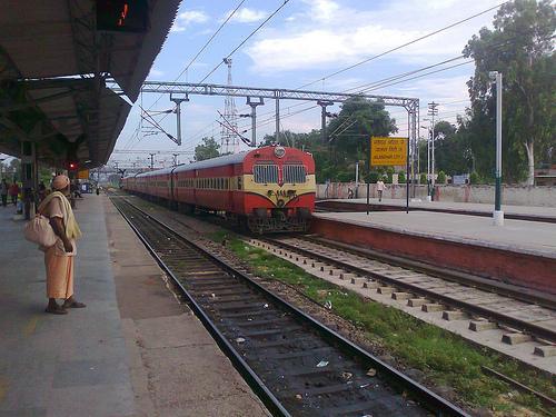 Trains running through Jalandhar railway station