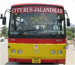 City Transport Buses in Jalandhar