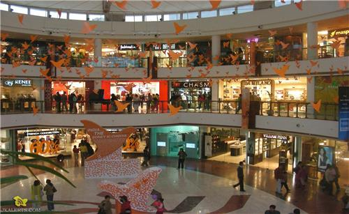 Fun and Enjoyment at Wave Mall in Jammu