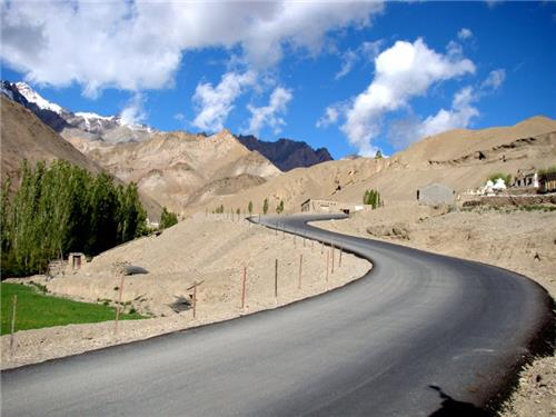 Road Trip from Jammu to Leh