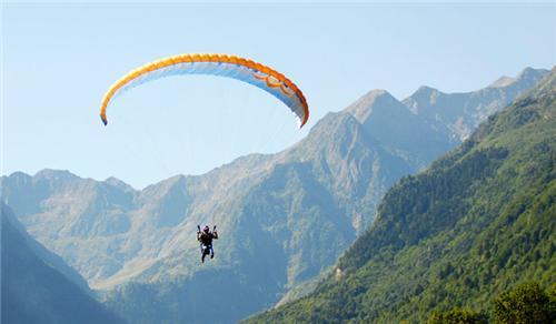 Patnitop Paragliding