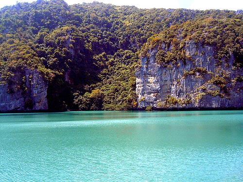 Islands of Marine National Park in Jamnagar