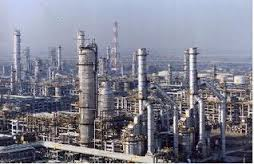 Refineries in Jamnagar