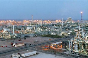 Refinery in Jamnagar
