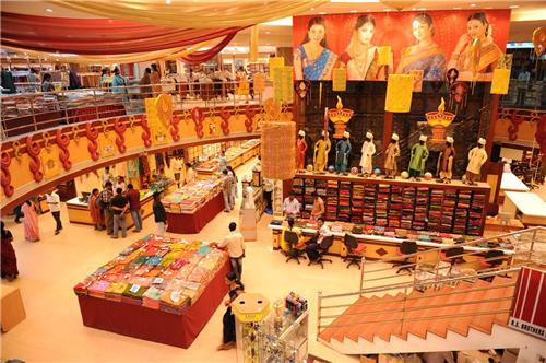 Shopping mall in Jamshedpur