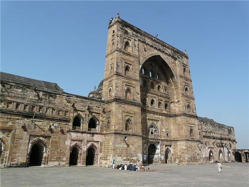 Badi Masjid in Jaunpur