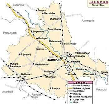 Weather in Jaunpur