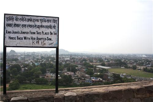 Important places in Jhansi