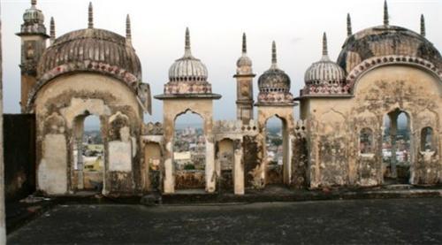 Badalgarh Fort Built by Fazil Khan