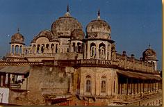 Lakshmi Narayan Temple at jhunjhunu