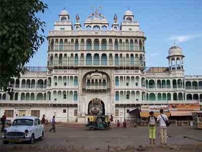 Rani Sati Mandir at Jhunjhunu