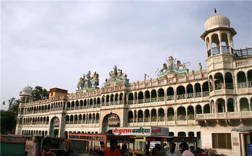 Rani Sati Temple in Jhujhunu