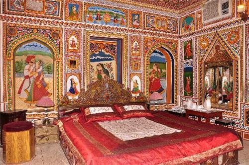 Rooms at Hotel Yamuna Resort