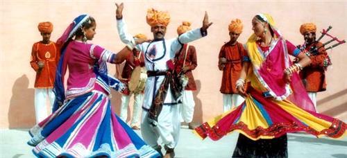 Jodhpur dance