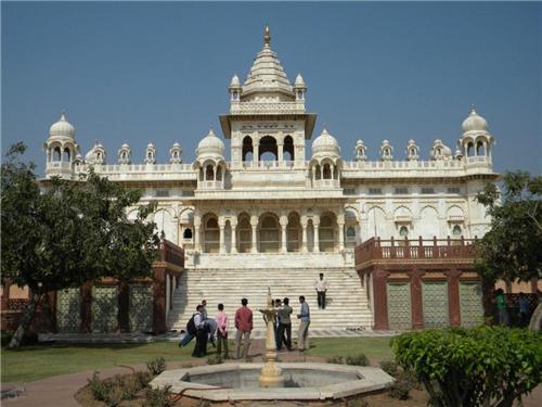 Jaswant Thada of Jodhpur