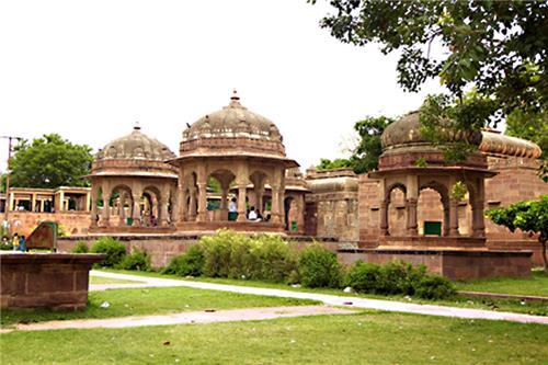 Mandore and Mandore Gardens in Jodhpur