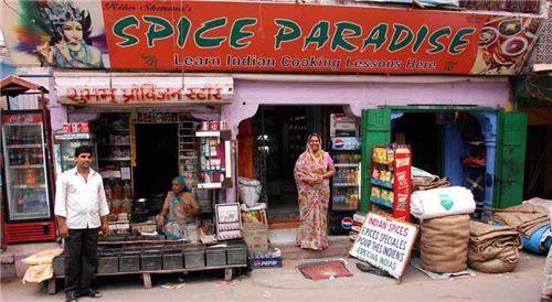 Spice Paradise and Cooking Classes in Jodhpur