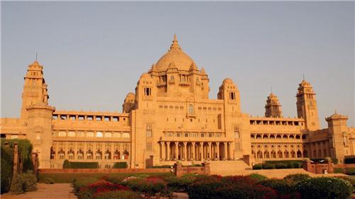The Umaid Bhawan in Jodhpur
