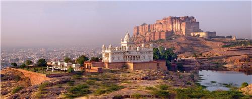 Jaswant Thada at Jodhpur-Credit Panoramia