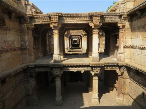 Temple in Gujarat