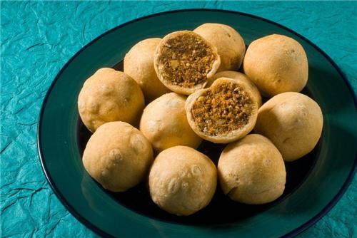 Evening snacks from Kalol