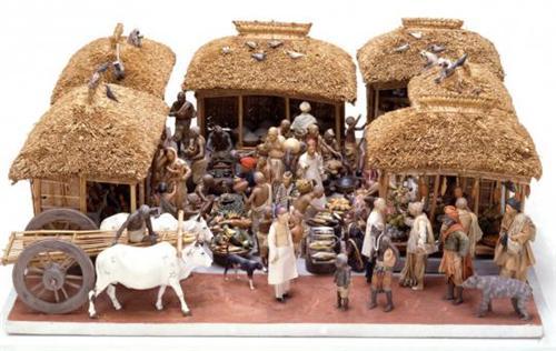 Clay Toys of Krishna Nagar