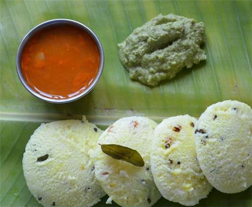 Kancheepuram Idly