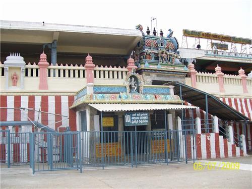 Thiruttani Temple